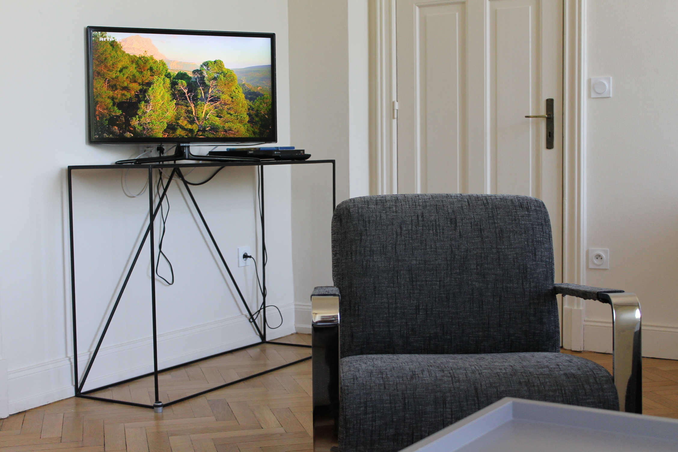 b&b colmar suite 4 with led tv