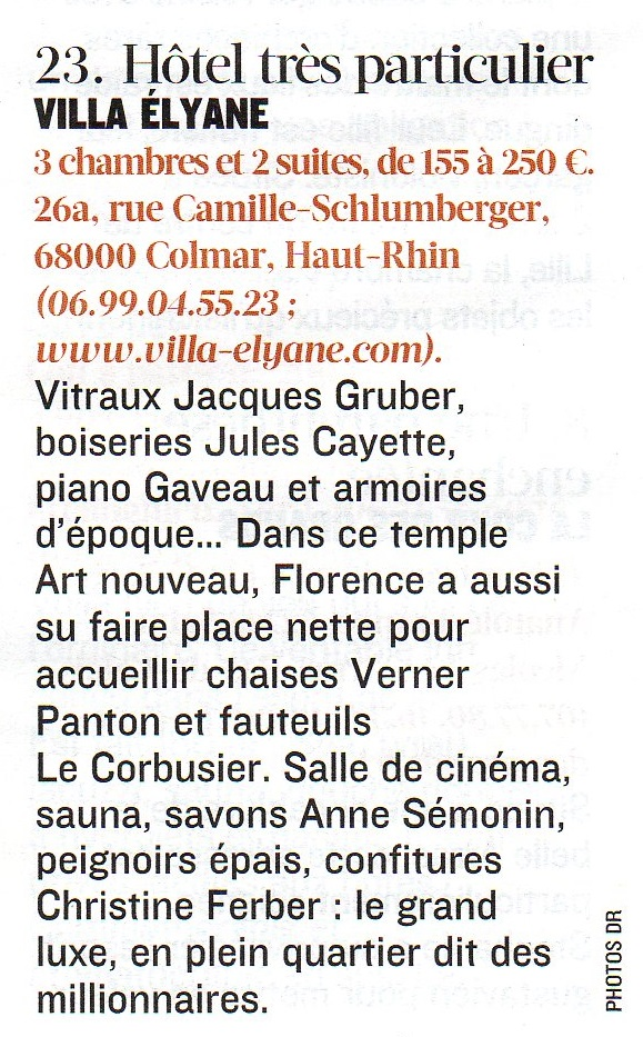 commentaires Figaro 2014