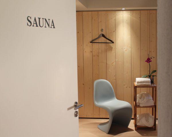 villa elyane colmar sauna entrée