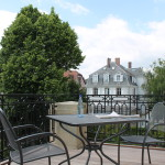 hotel de charme colmar room 3 villa elyane terrasse