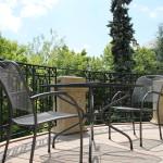 hotel de charme colmar villa elyane room 4 terrasse