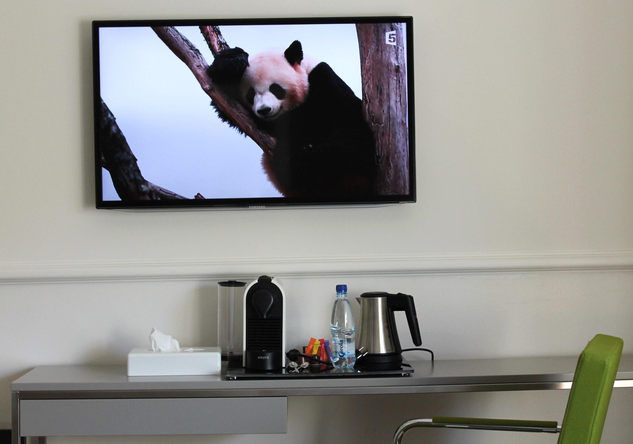 b&b colmar villa elyane avec tv écran plat led