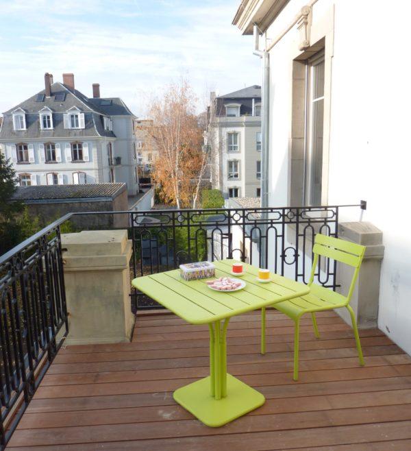 chambre hotes charme colmar villa elyane terrasse chambre 3