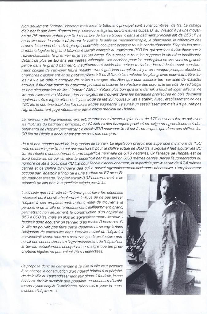 Georges Schwartz et l'hopital Pasteur page 4
