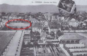 Villa Elyane terrain debut du siècle 2